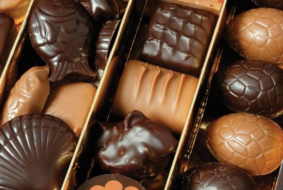 Vente de chocolats au profit de l'école