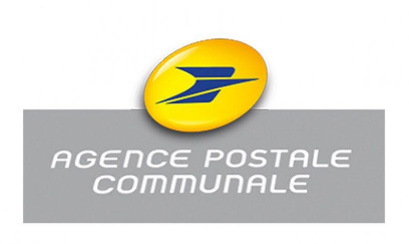 Fermeture de l'agence postale communale/Covid-19