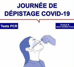 Opération de dépistage Covid-19