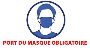 Port du masque obligatoire dans le département des Yvelines
